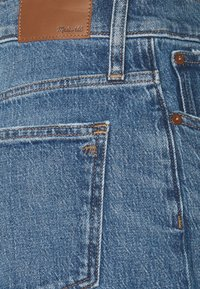 Madewell - HIGH RISE BOY - Slim fit jeans - moorland - 2
