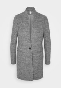 ONLY - ONLSOHA ADALINE COATIGAN  - Classic coat - medium grey melange - 4