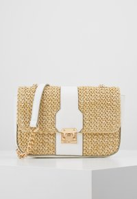 Forever New - PARIS CROSSBODY - Torba na ramię - nude - 0