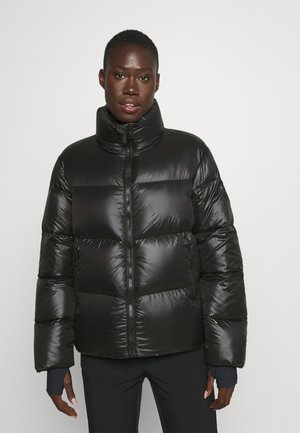 MILA JACKET - Lyžařská bunda - black