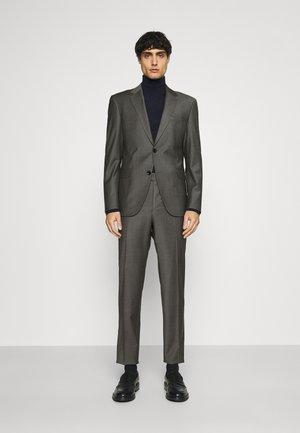 AIDAN MACE SET - Suit - dark grey melange