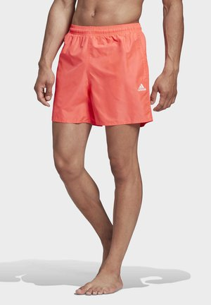 CLX SOLID SWIM SHORTS - Swimming shorts - pink