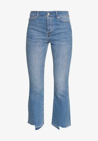 Ivy Copenhagen - REGULAR WASH DARK - Jeans relaxed fit - denim blue - 3