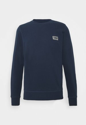 UMLT-WILLY SWEAT-SHIRT - Pyjamasöverdel - blue