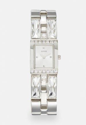 Uhr - silver tone