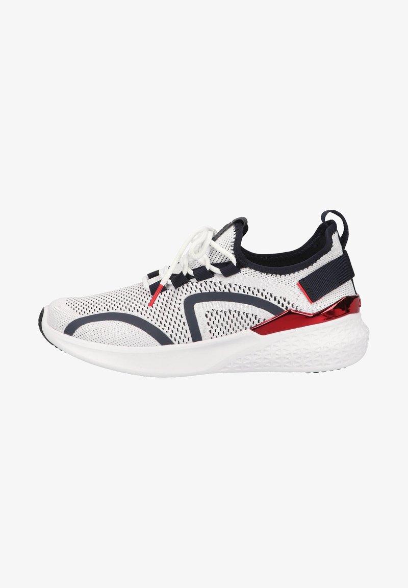 ara - Sneakers - weiss,blau