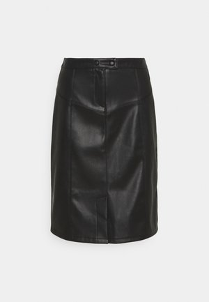 EPIKA - Pencil skirt - noir