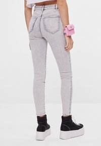 Bershka - Jegging - grey