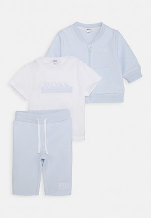 TRACKSUIT SET - Tracksuit - pale blue