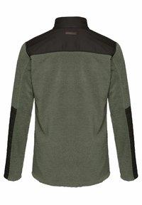 Protest - ADAM - Fleece jacket - green spray - 6