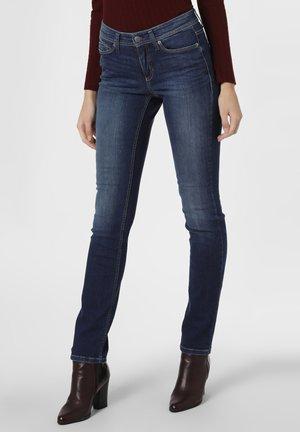 Slim fit jeans - dark stone
