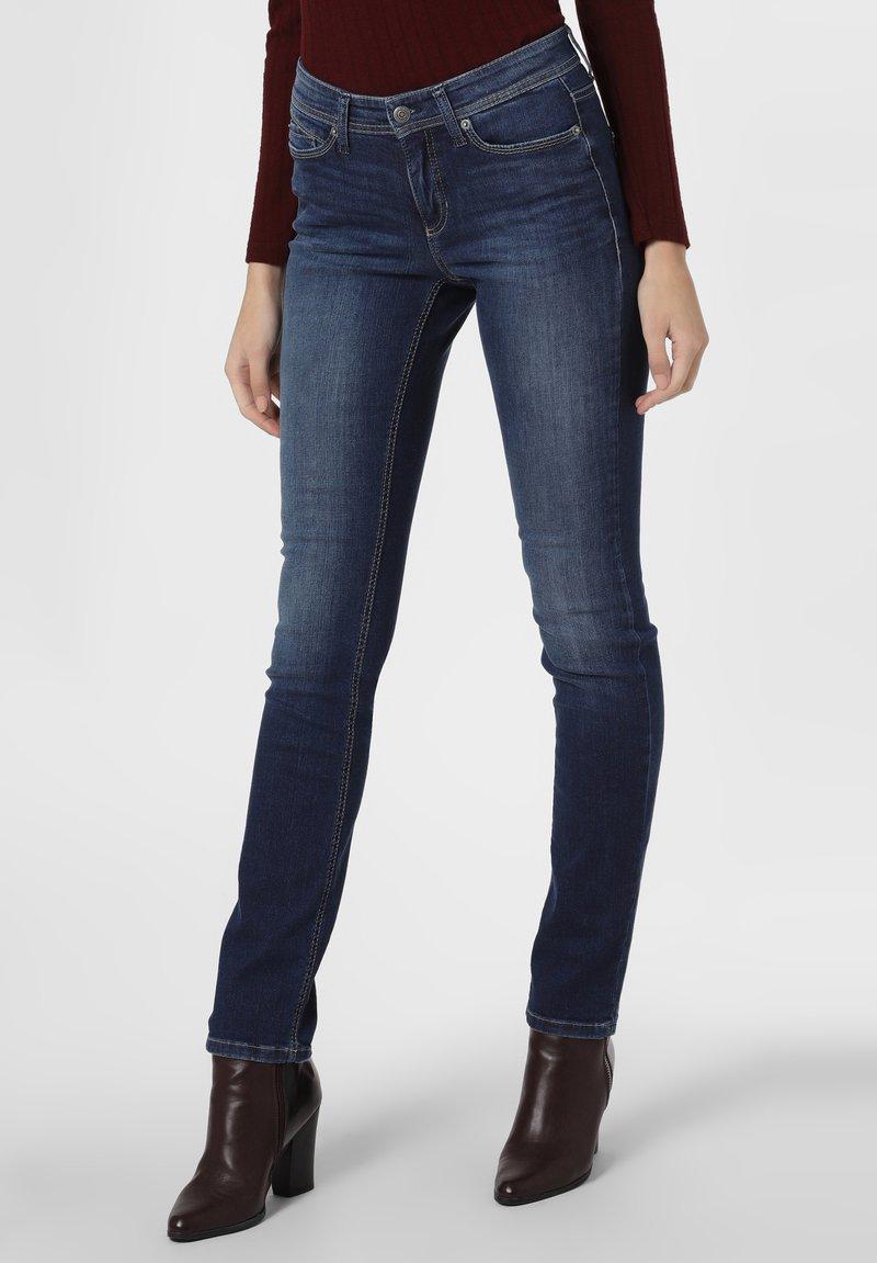 Cambio - Slim fit jeans - dark stone