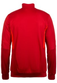 adidas Performance - TIRO 19 CLIMALITE TRACKSUIT - Training jacket - red - 1