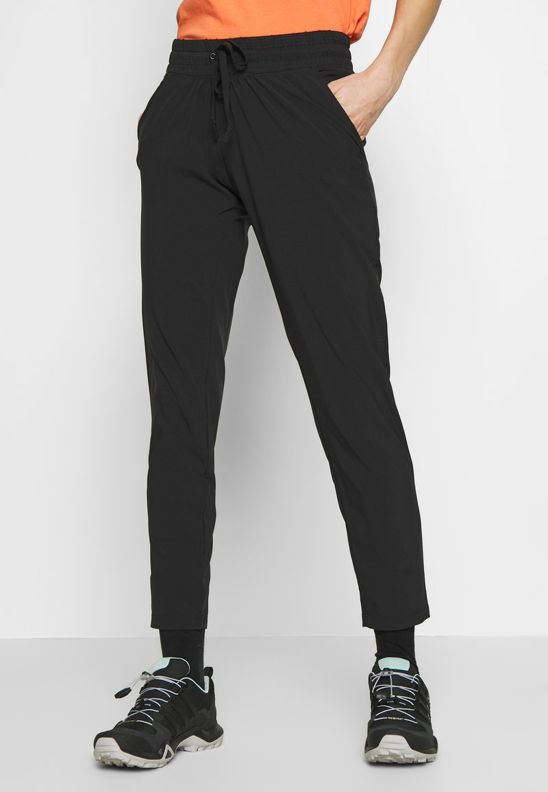 Salomon - COMET PANT  - Broek - black