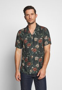 Cars Jeans - LEADS SHIRT PRINT - Hemd - army - 0