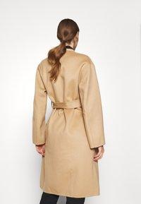 Theory - BELT COAT LUXE - Classic coat - palomino - 2
