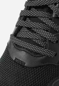 adidas Originals - NITE JOGGER - Matalavartiset tennarit - core black - 5
