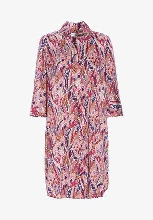 KAMILLE - Shirt dress - persian rose