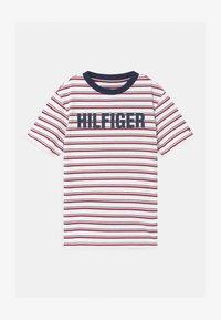 Tommy Hilfiger - STRIPE - Pyjama top - white - 0