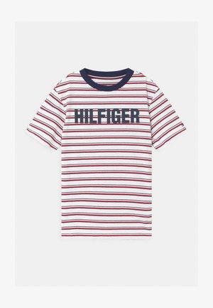 STRIPE - Camiseta de pijama - white