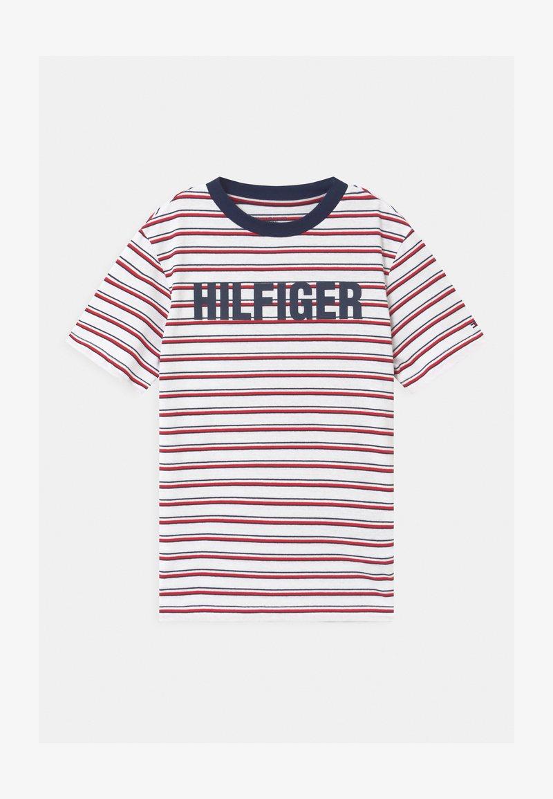 Tommy Hilfiger - STRIPE - Pyjama top - white