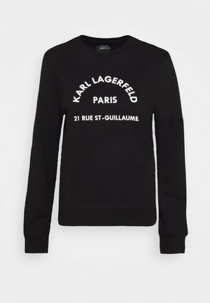 ADDRESS LOGO - Sweatshirt - black
