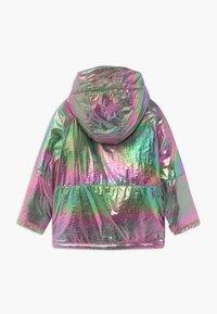 Gosoaky - PENGUIN MARCH UNISEX - Winter jacket - holographic - 1