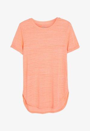 SHORT SLEEVE - Basic T-shirt - orange