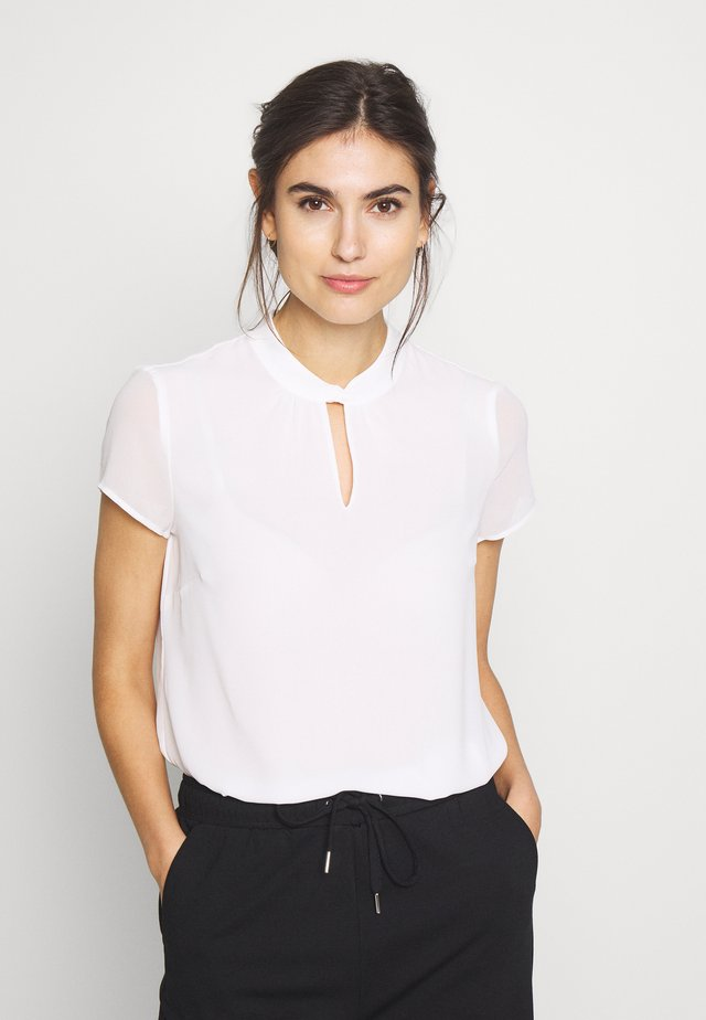 REPEAT - Blouse - soft white