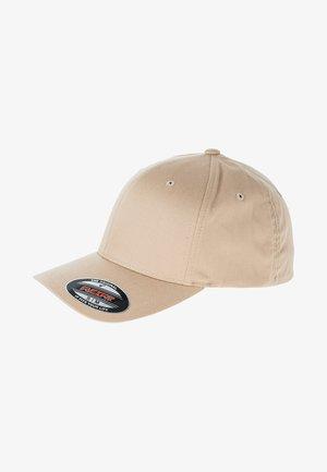 COMBED - Cap - khaki