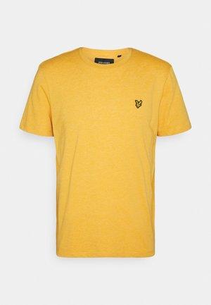 T-shirt med print - sunflower marl