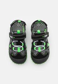 Primigi - Walking sandals - nero/grigio - 3