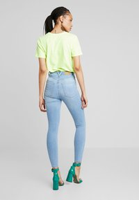 Gina Tricot - Jeans Skinny Fit - light blue - 3