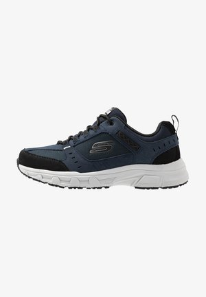 OAK CANYON - Sneakersy niskie - navy/black
