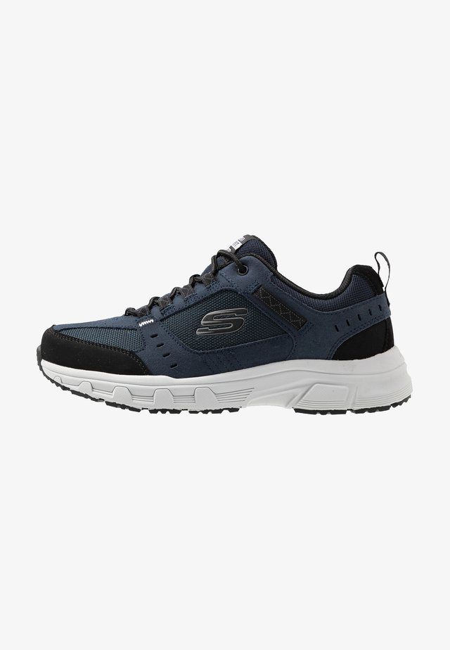 OAK CANYON - Sneakers basse - navy/black