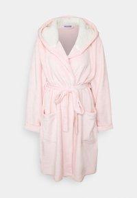 Anna Field - MAELIS PLUSH BATHROBE - Dressing gown - pink - 0
