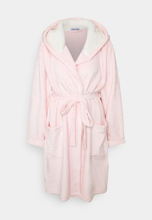 MAELIS PLUSH BATHROBE - Bademantel - pink