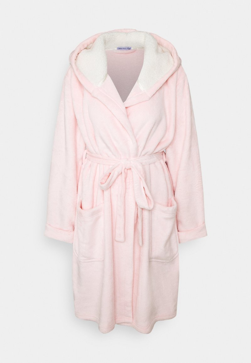 Anna Field - MAELIS PLUSH BATHROBE - Dressing gown - pink