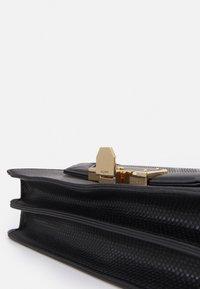 ALDO - CIASWEN - Across body bag - jet black - 4
