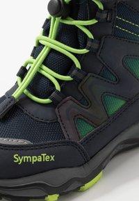 Lurchi - LORIUS SYMPATEX - Winter boots - navy - 5