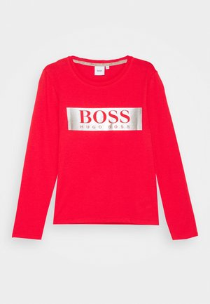LONG SLEEVE  - T-shirt à manches longues - red