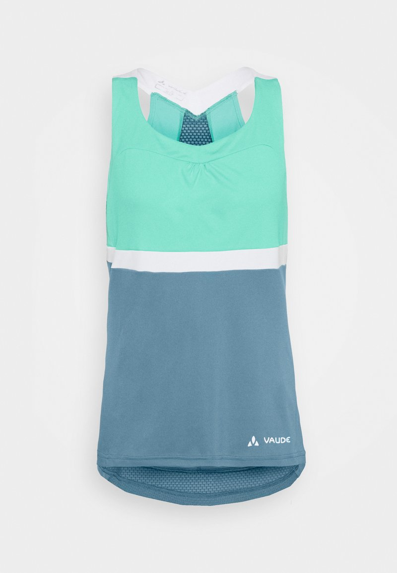 Vaude - ADVANCED  - Top - blue gray