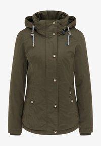 Schmuddelwedda - Winter jacket - oliv - 4