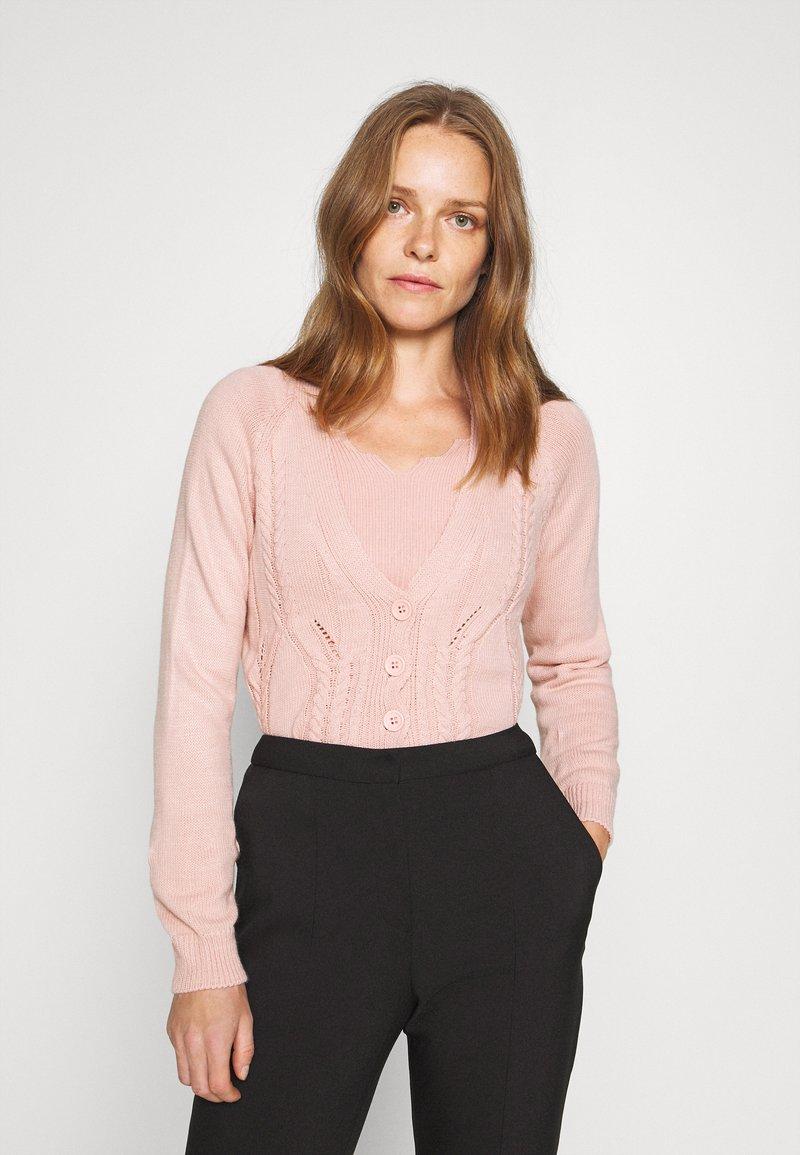 Trendyol - Cardigan - pink