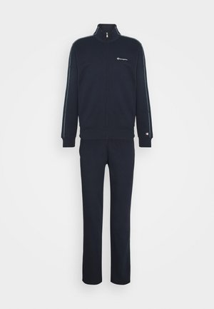 FULL ZIP SUIT SET - Träningsset - dark blue