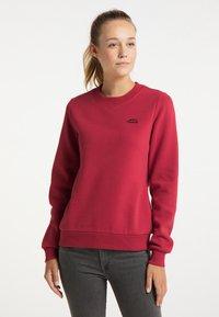 ICEBOUND - Sweatshirt - rot - 0