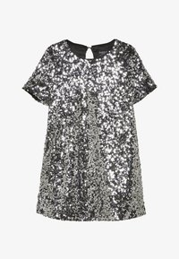 Bardot Junior - MILEY SHIFT - Cocktail dress / Party dress - silver - 2