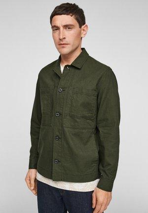 COLBERT - Summer jacket - khaki