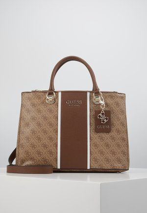 CATHLEEN STATUS CARRYALL - Handbag - brown