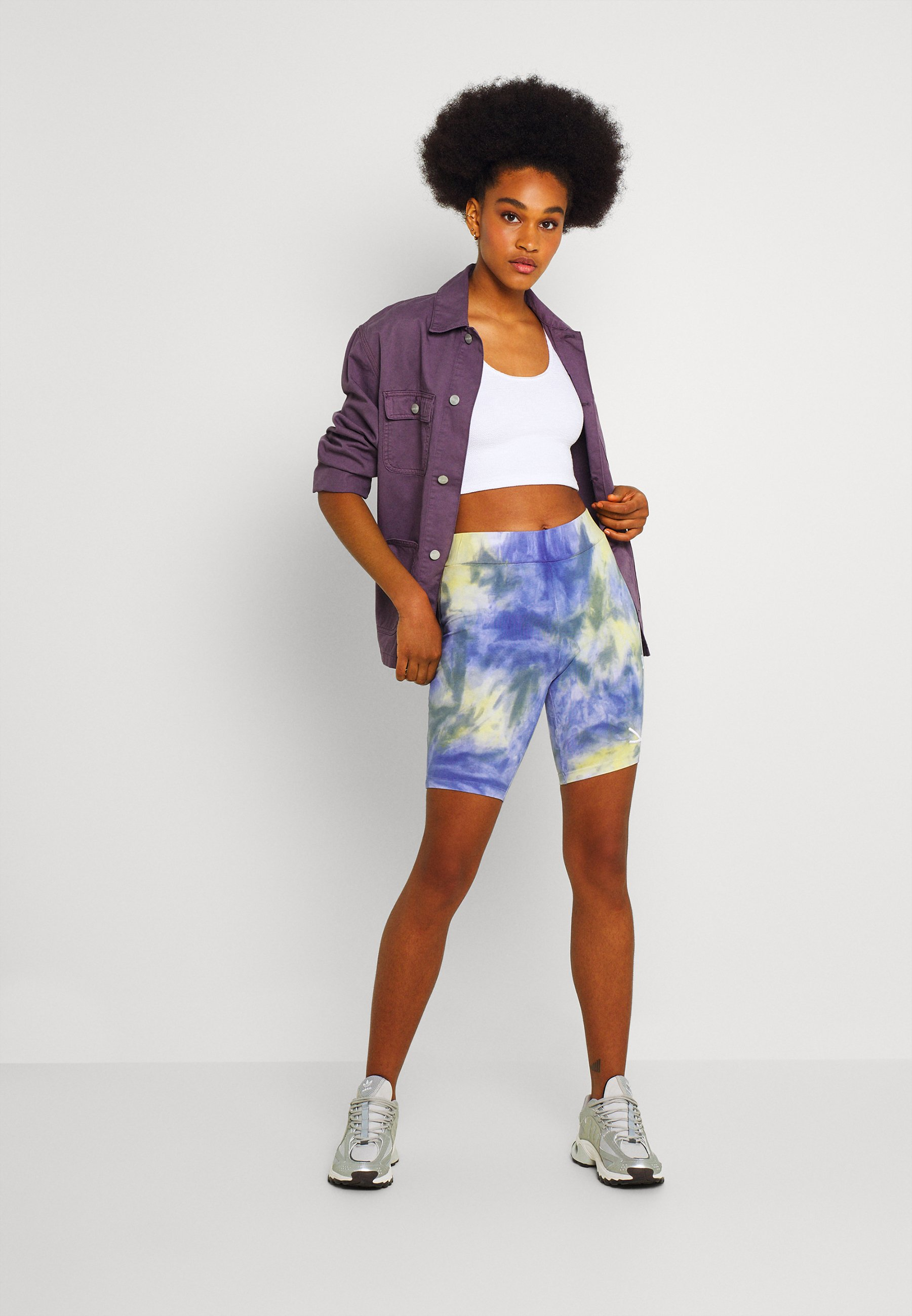 Donna SIGNATURE TIE DYE CYCLING - Shorts